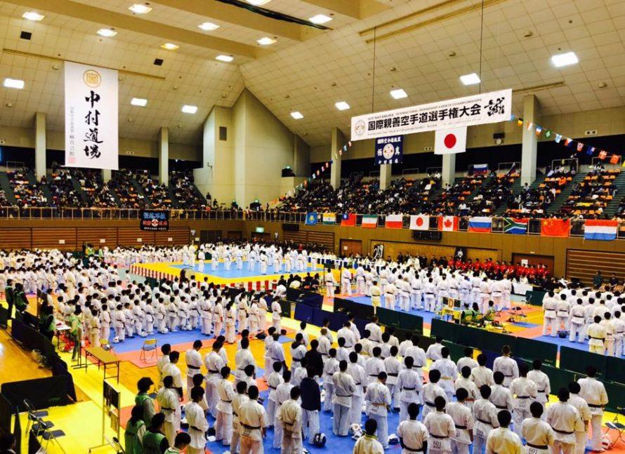 Rozpoczynamy długofalową współpracę z International Karate Organization Nakamura Poland