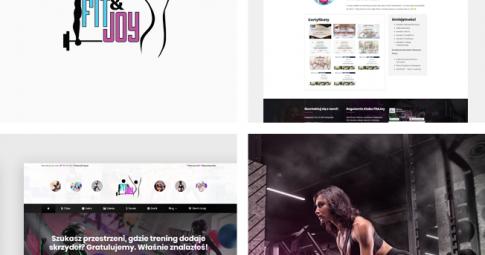 Odświeżenie strony internetowej Klubu Fit&Joy z Podegrodzia!