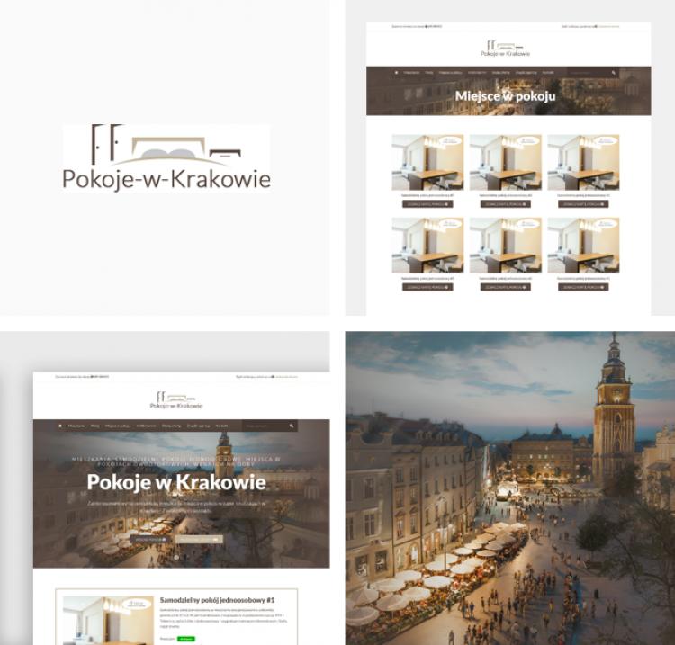 Internetowy katalog ofert dla marki Pokoje-w-Krakowie.pl
