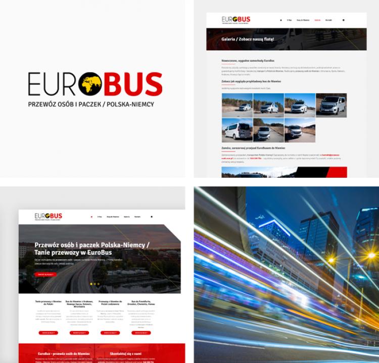 Rebranding EuroBus – odświeżenie witryny internetowej międzynarodowego przewoźnika