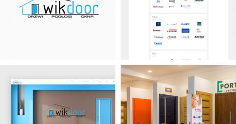 Responsywna strona www dla firmy WIKDOOR
