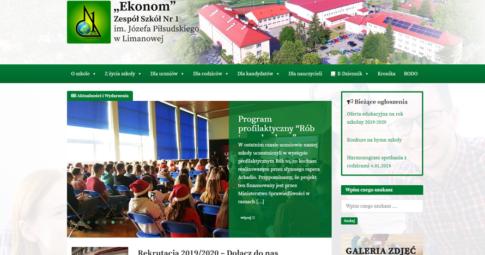 Strona internetowa dla przedszkola, szkoły? Zleć to nam!