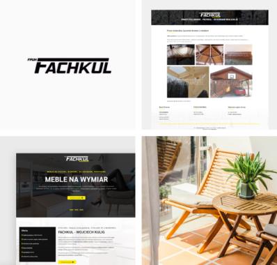 Strona firmowa dla Fachkul