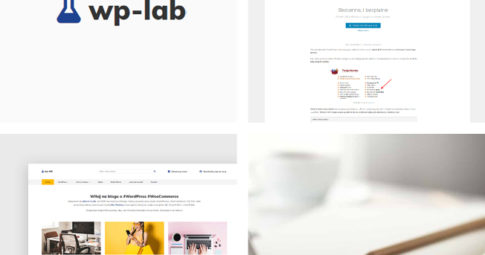 wp-lab – Internetowe Laboratorium WordPressa