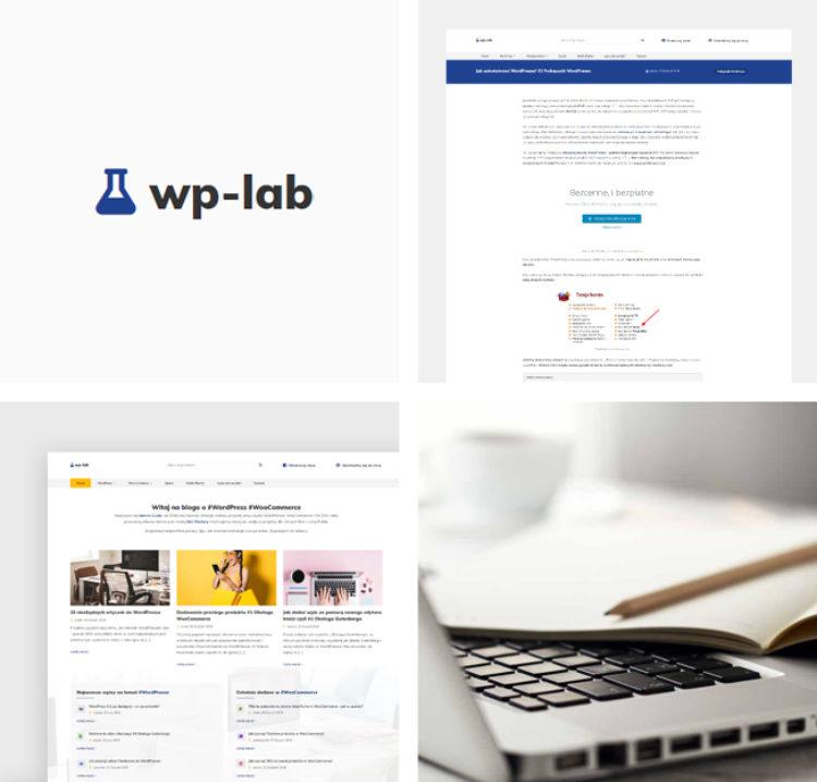 wp-lab – Internetowe Laboratorium WordPressa