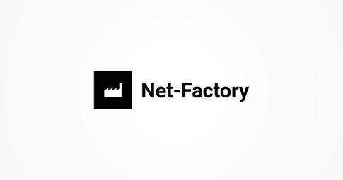 Odświeżone logo Net-Factory!