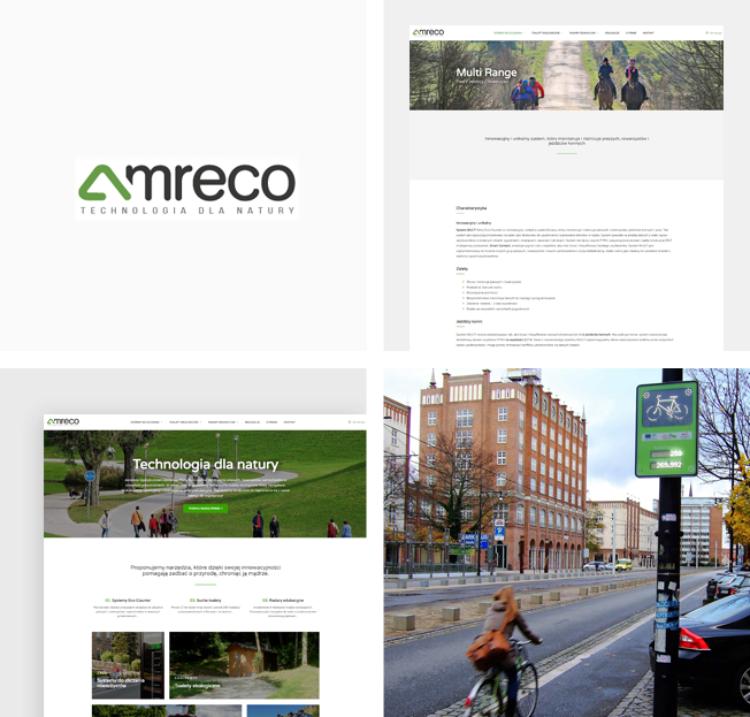 Odświeżenie strony AMRECO.pl