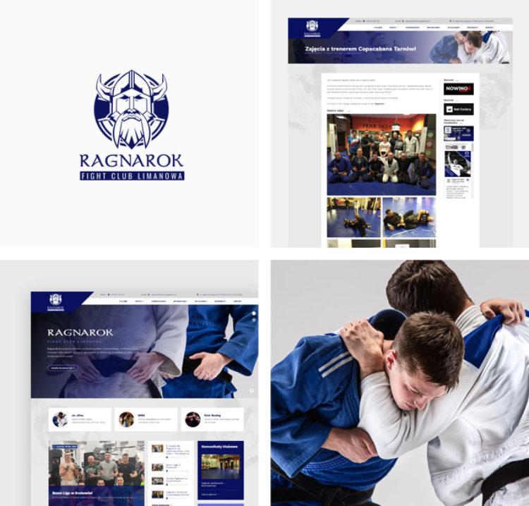 Serwis klubowy dla Ragnarok Fight Club Limanowa