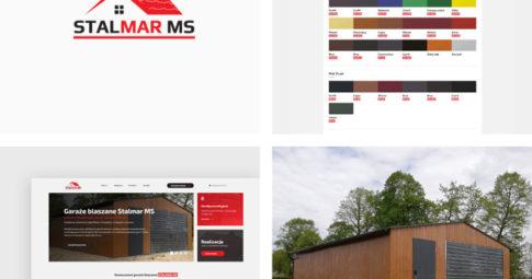Strona internetowa dla Stalmar MS