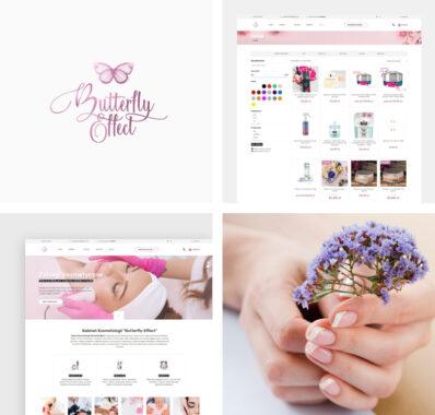Sklep internetowy dla Butterfly Effect